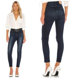 MOUSSY Crawford Rebirth High Rise Skinny Jeans